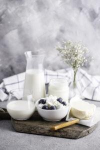 Молочна продукція